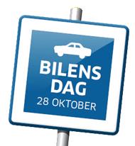 bilens dag mobil logo